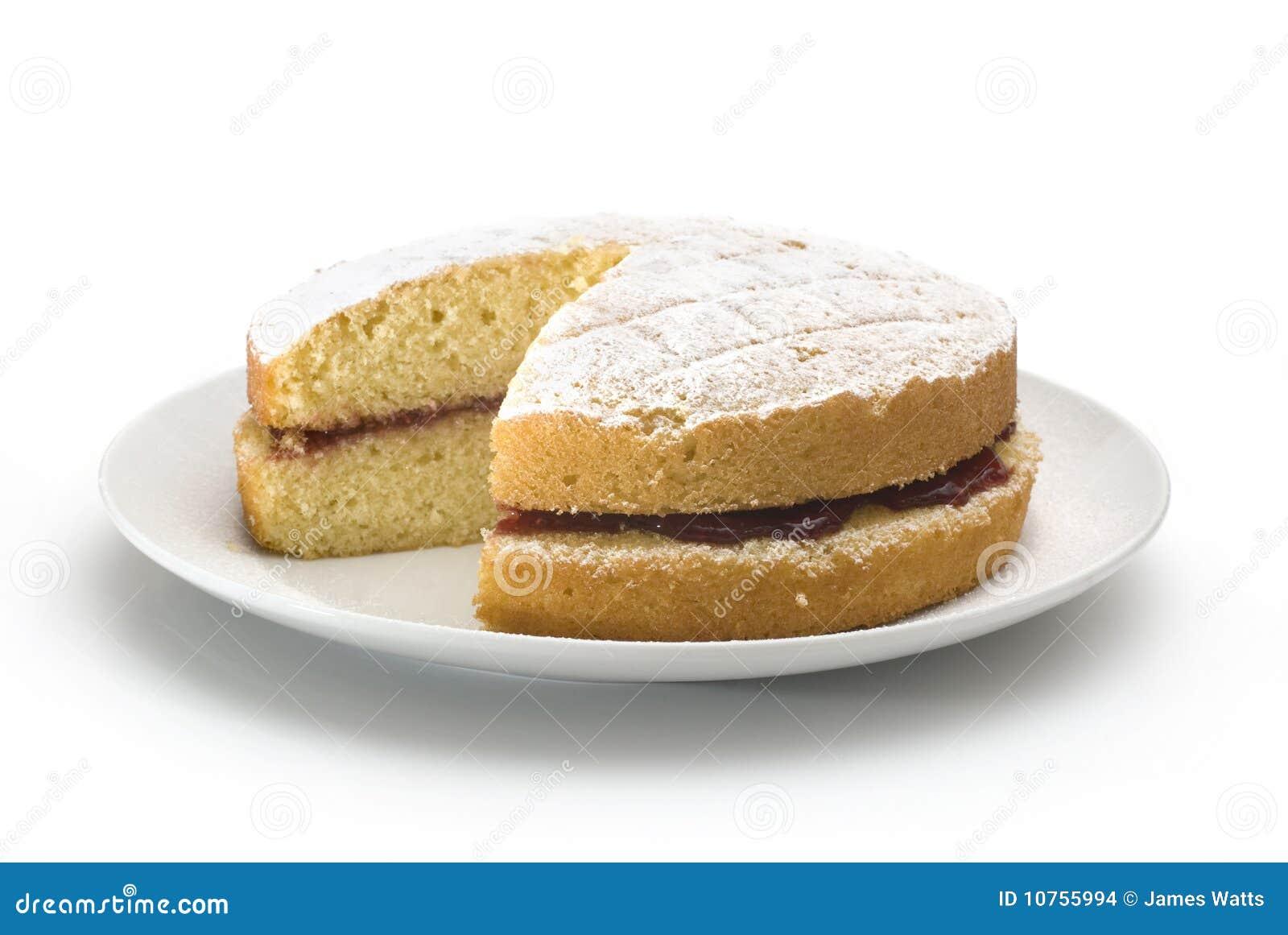 Sponge Cake Muffins