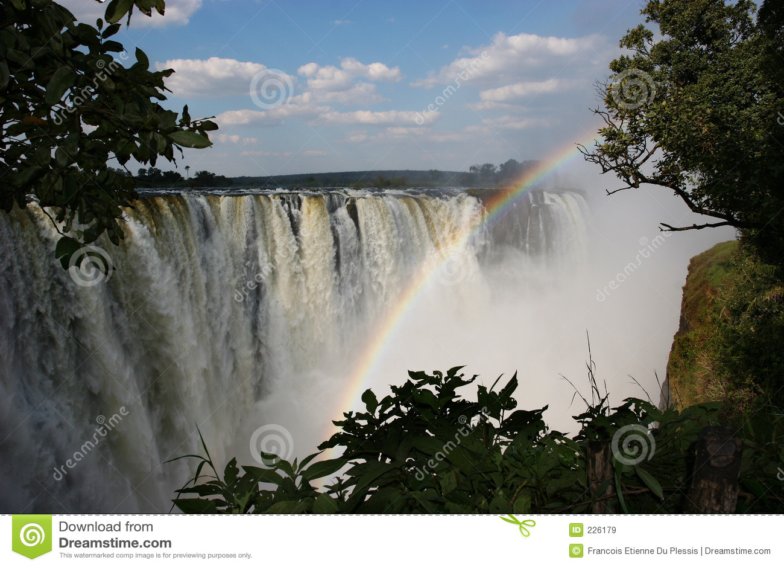 Victoria vattenfall