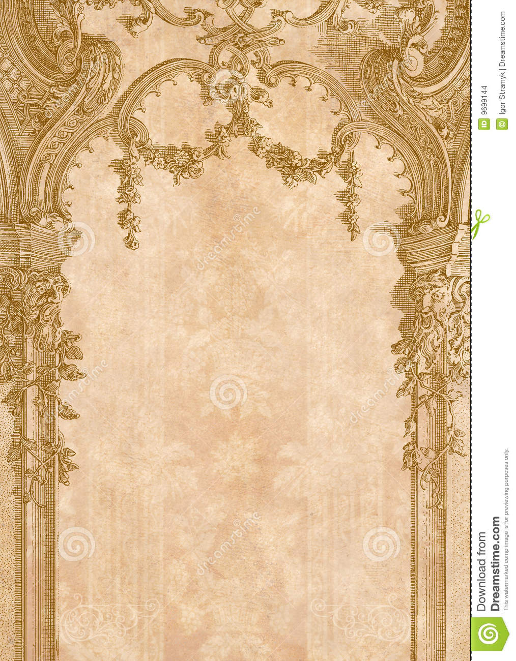 Victorian Background Stock Images Image 9699144
