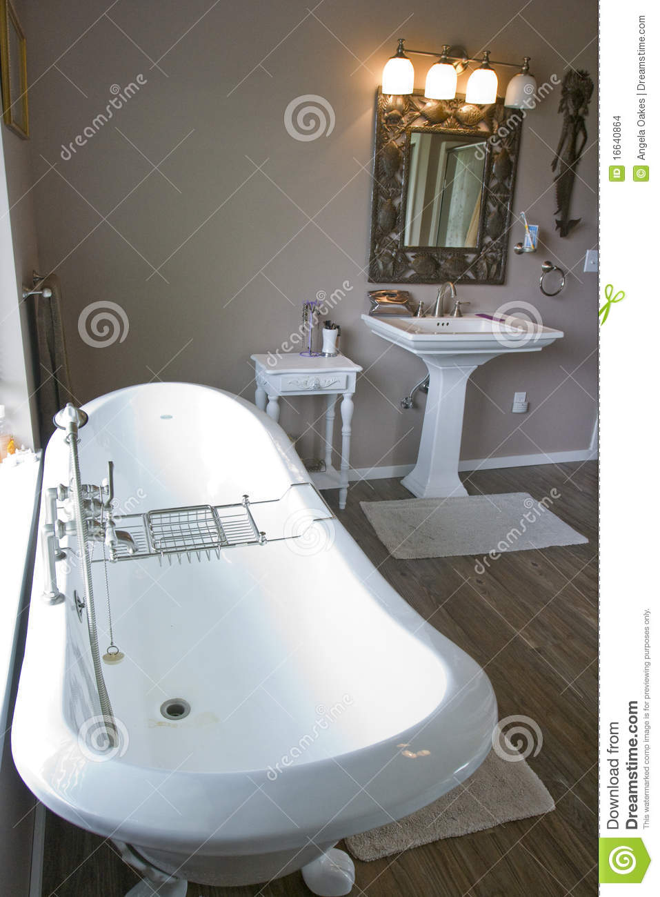 Victorian Bathroom Stock Images Image 16640864