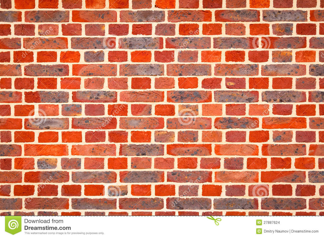 Victorian Brick Pattern Stock Photo Image Of Fence Brick