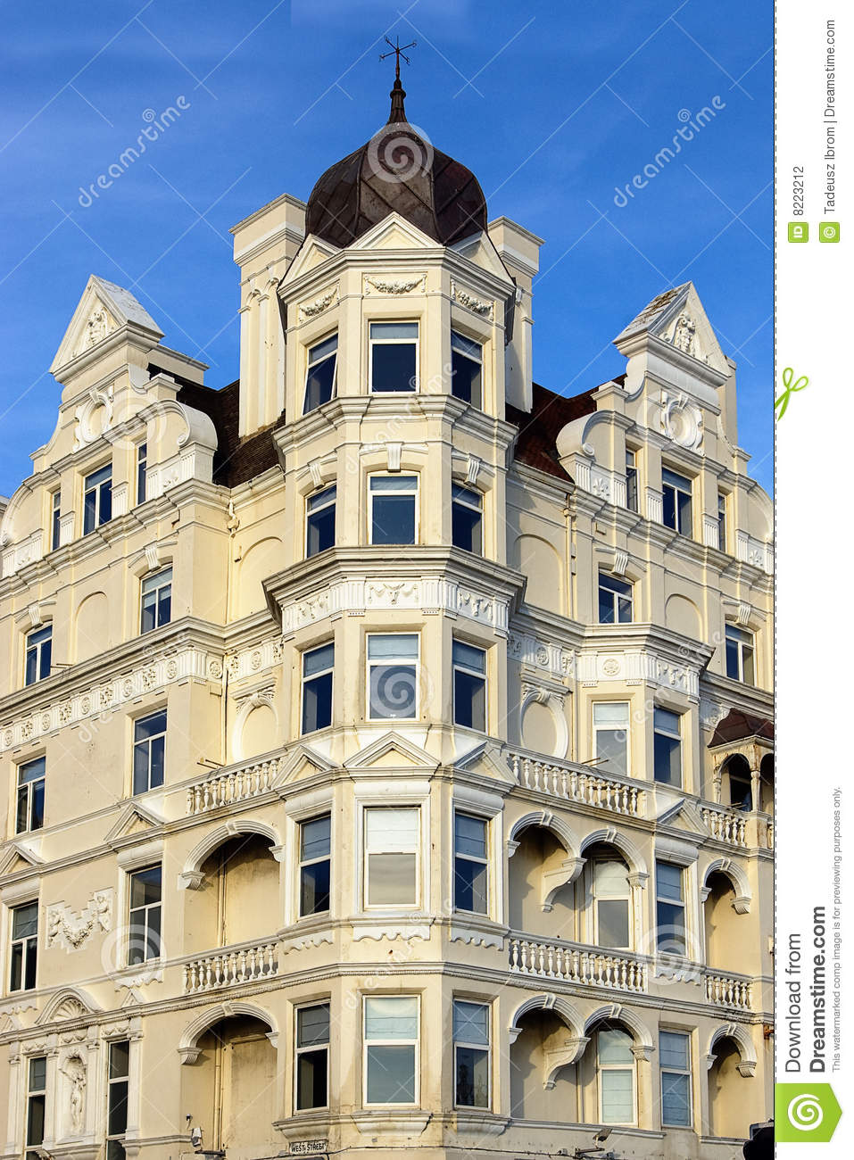 The victorian building stock photography image 8223212 for Designhotel maastricht comfort xl