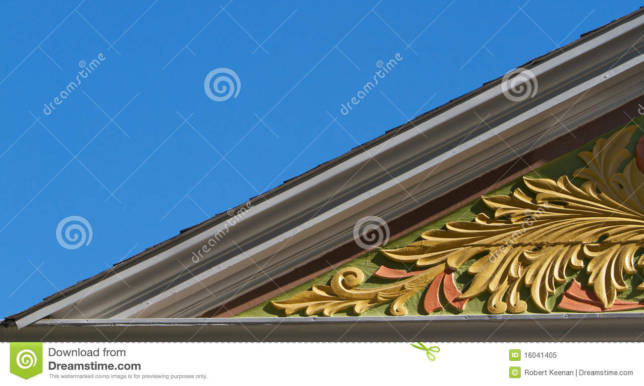 Victorian home woodwork royalty free stock photo image for Victorian woodwork