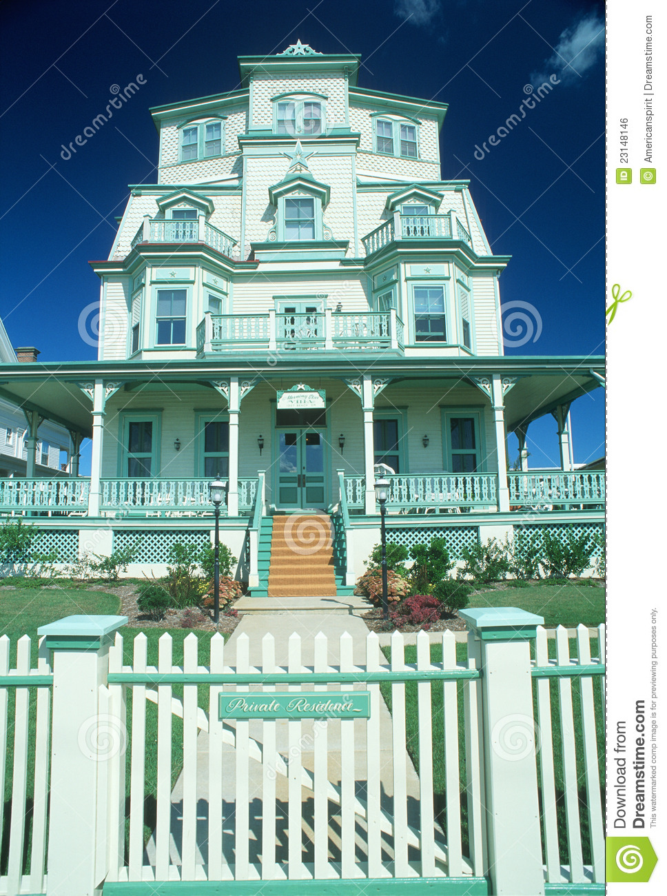 Victorian House Cape May Nj