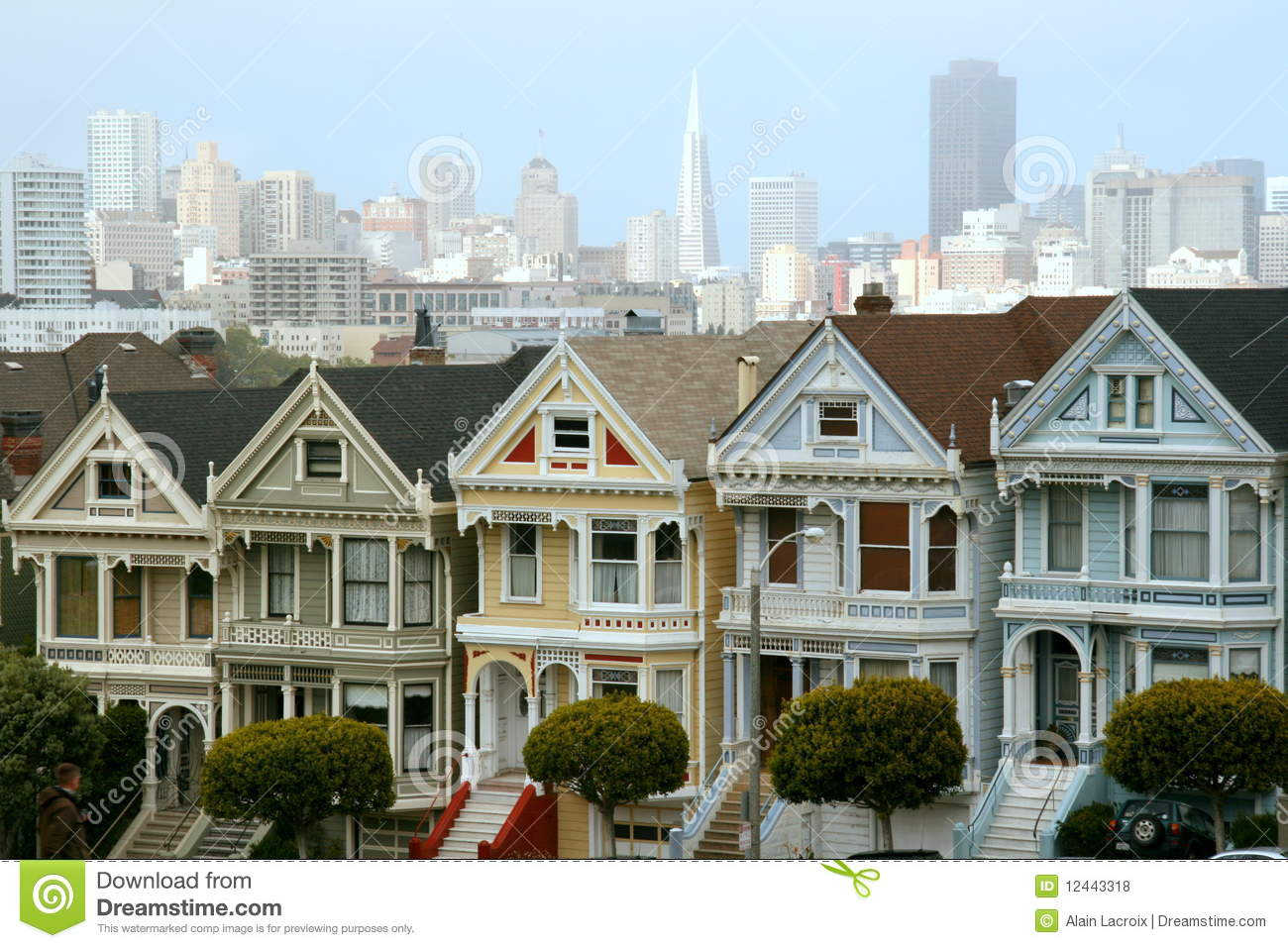 Victorian houses stock photo image of high historic for Free house photos