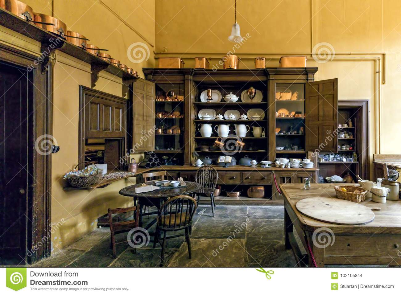 660 Victorian Kitchen Photos Free Royalty Stock From Dreamstime