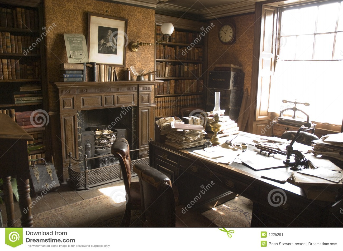 victorian office furniture. Victorian Solicitors Office Furniture