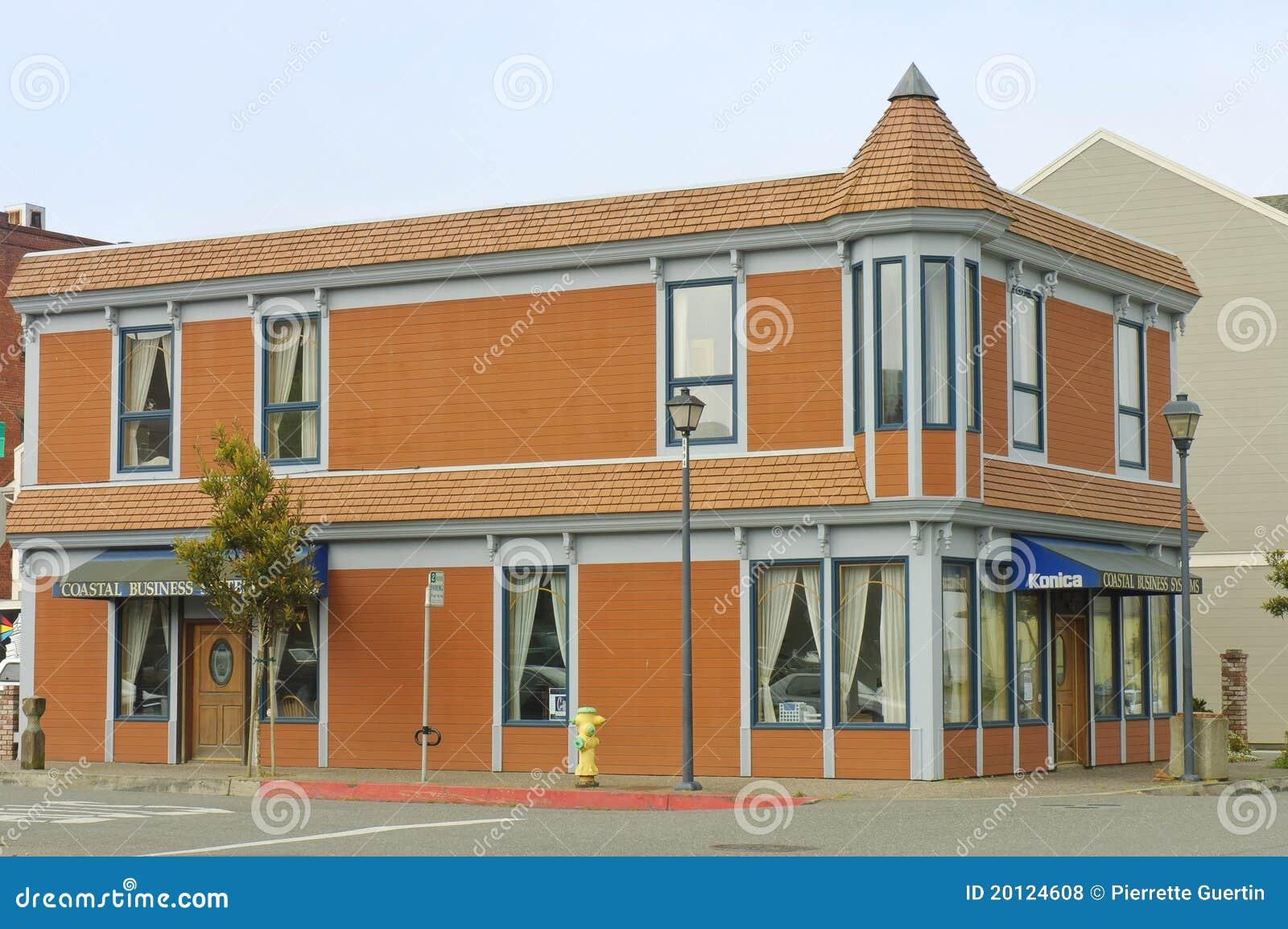 Victorian style orange store editorial stock photo image for Victorian decor store
