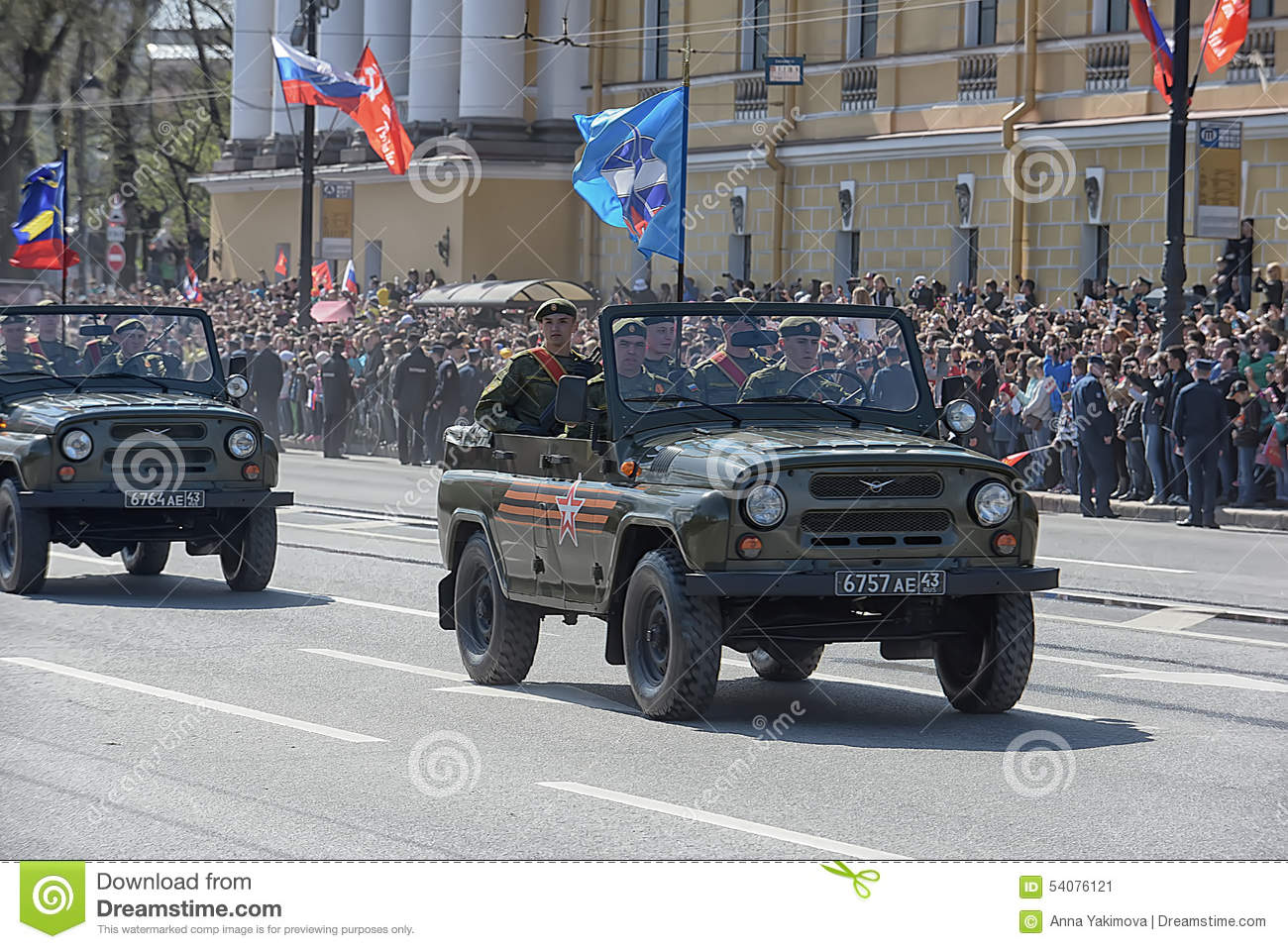 Victory Day Military-parade