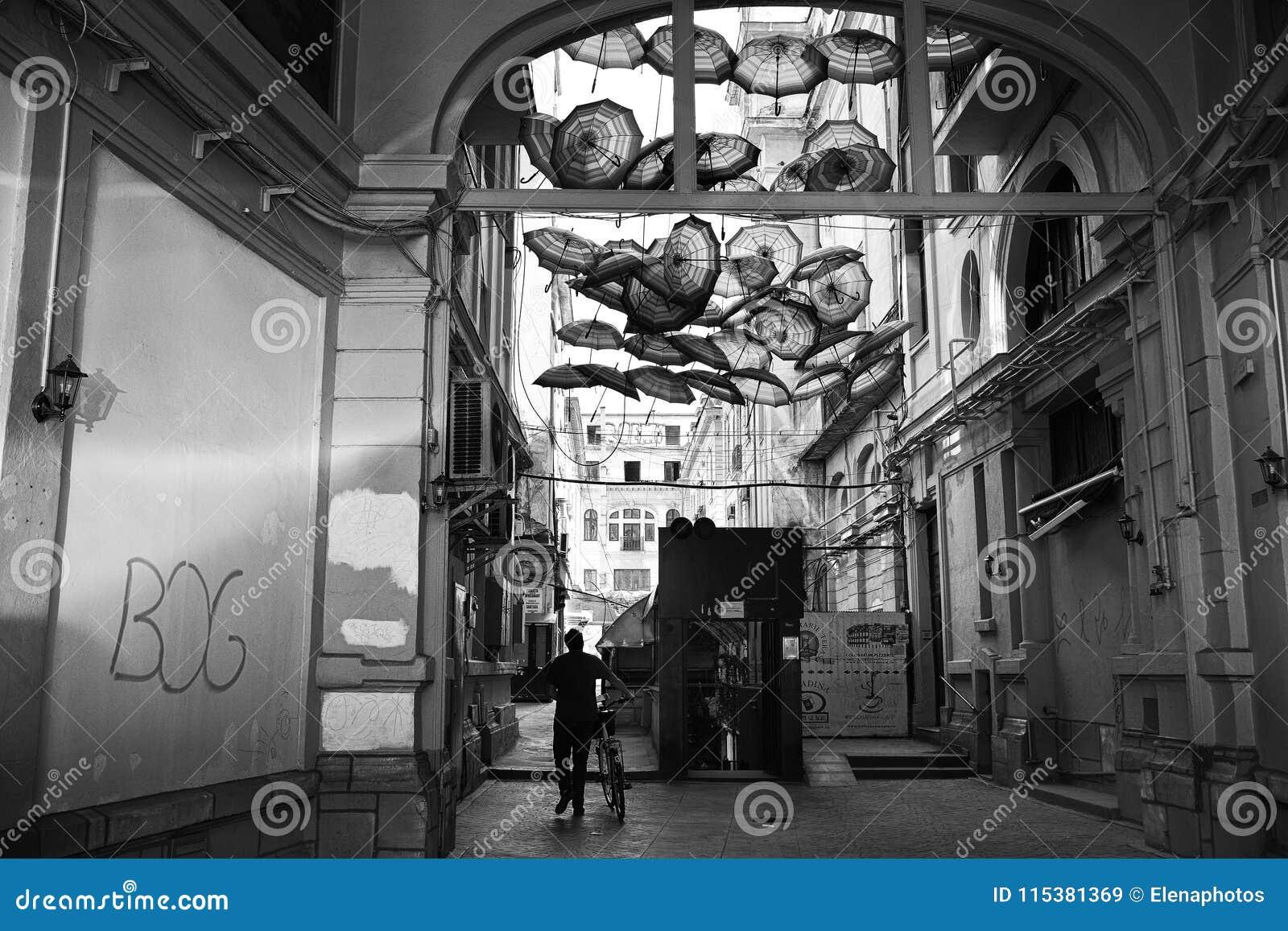Victory Passage, Bucarest, Roumanie