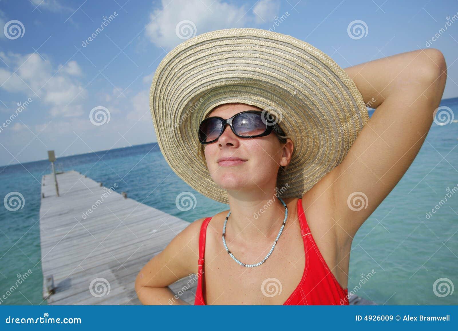A vida é uma praia (o molhe)