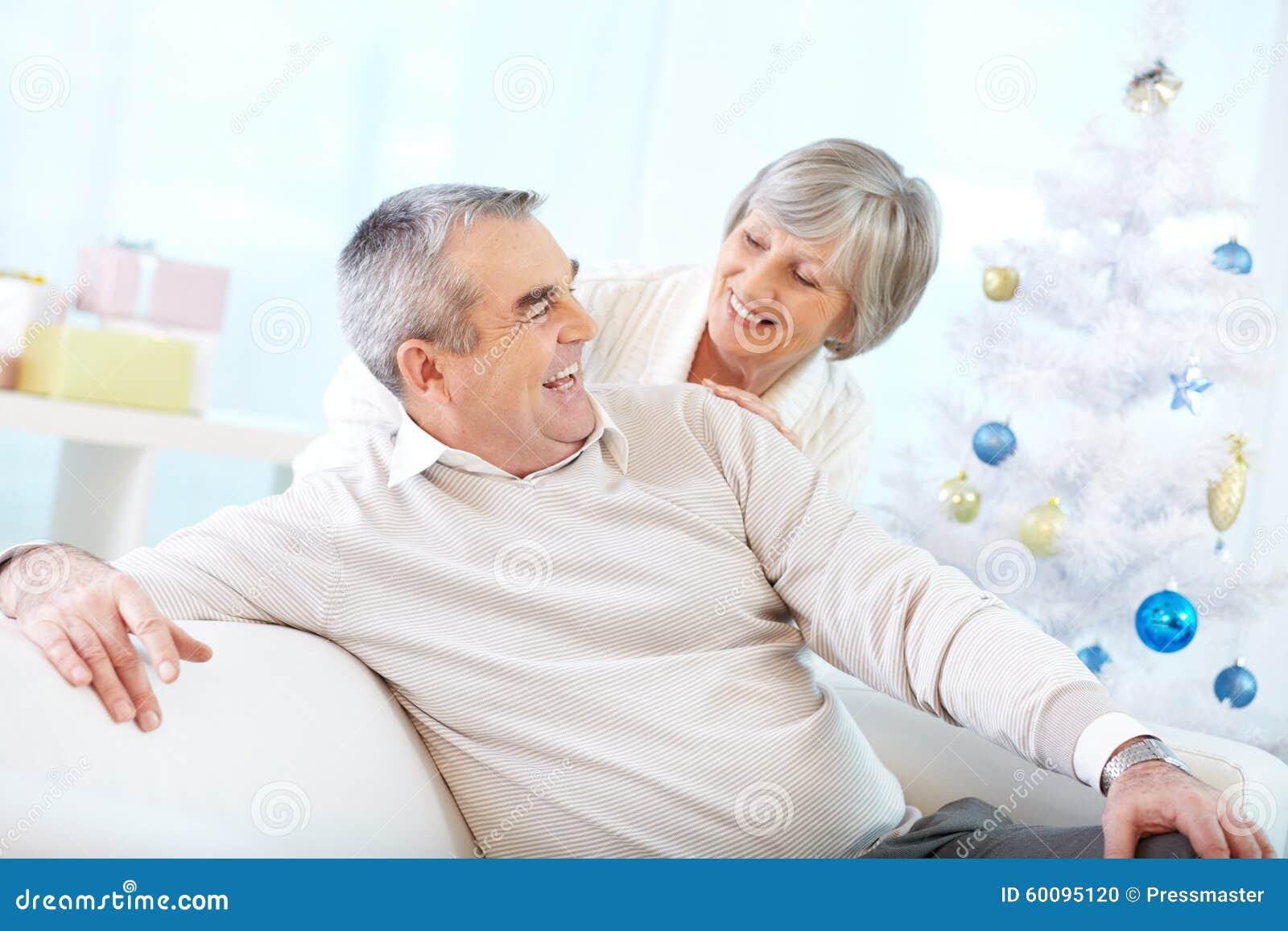 Vida casada del envejecido