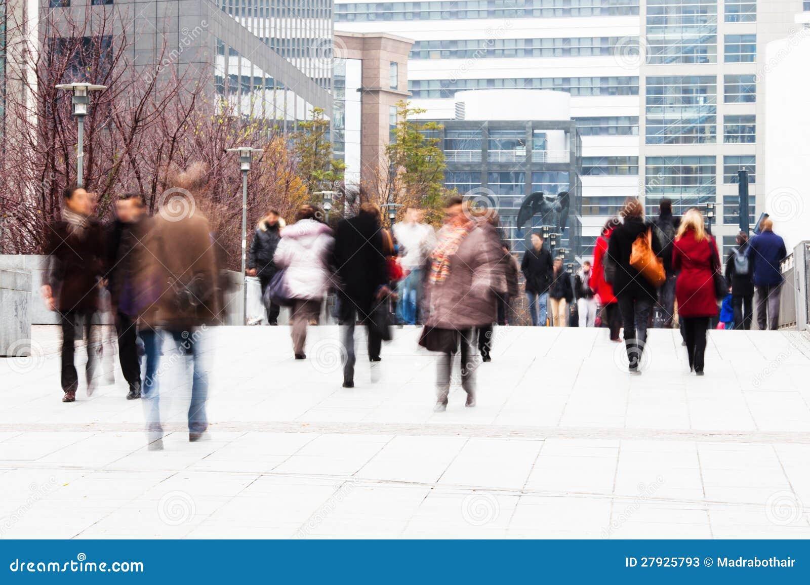 Vida cotidiana en la ciudad