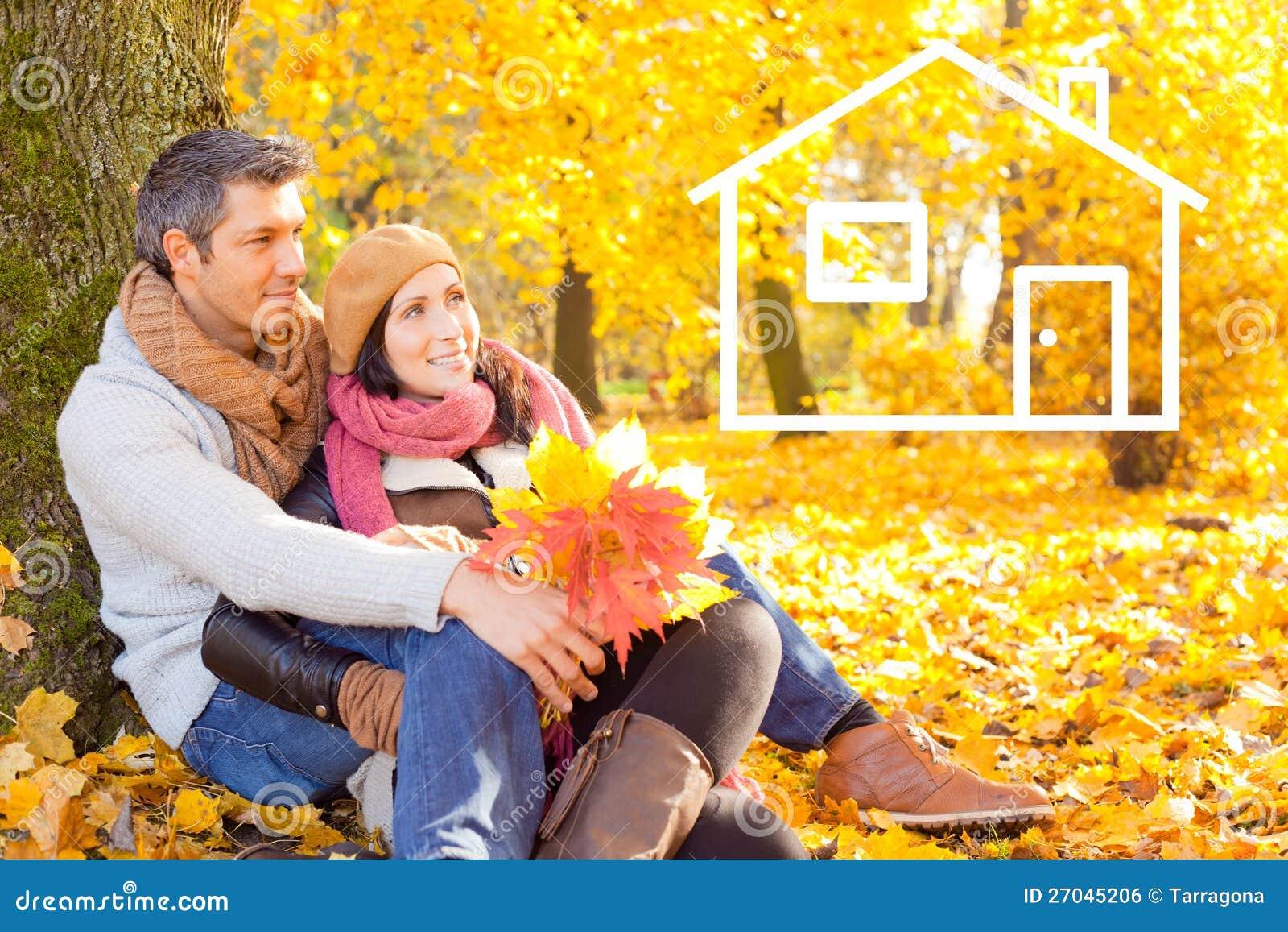 Vida da queda do outono