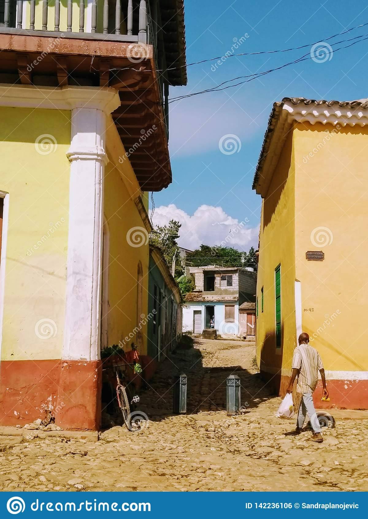 Vida de Cuba