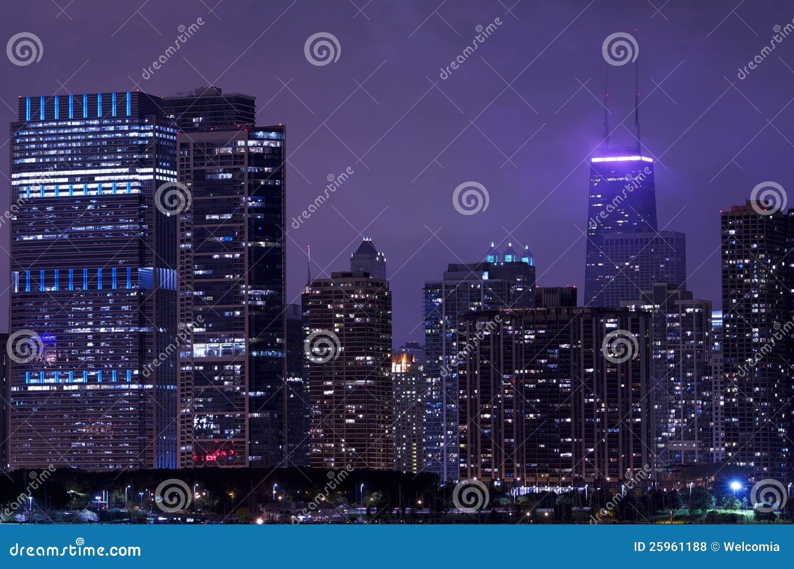 Vida de noche Chicago