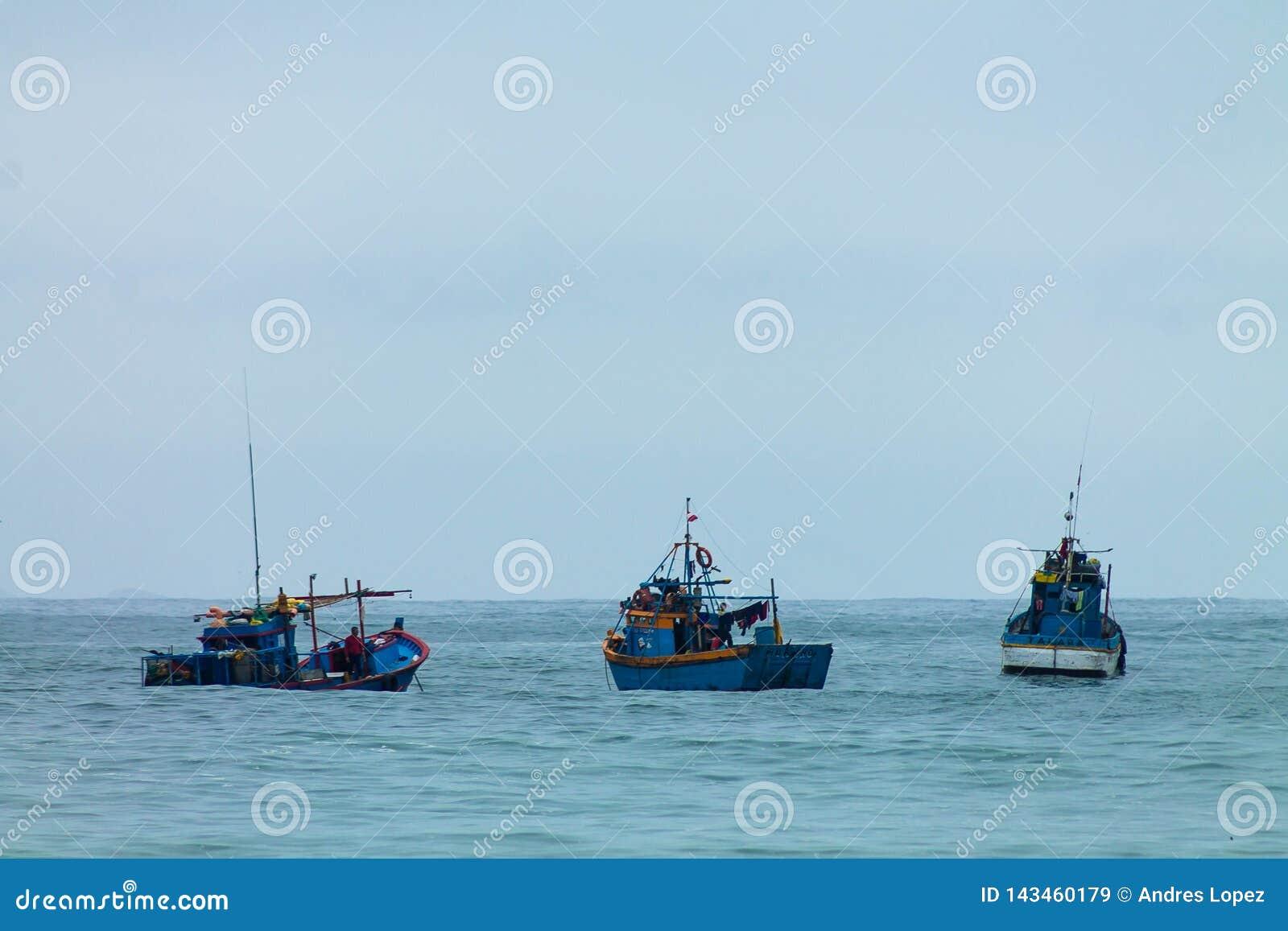 A vida no mar