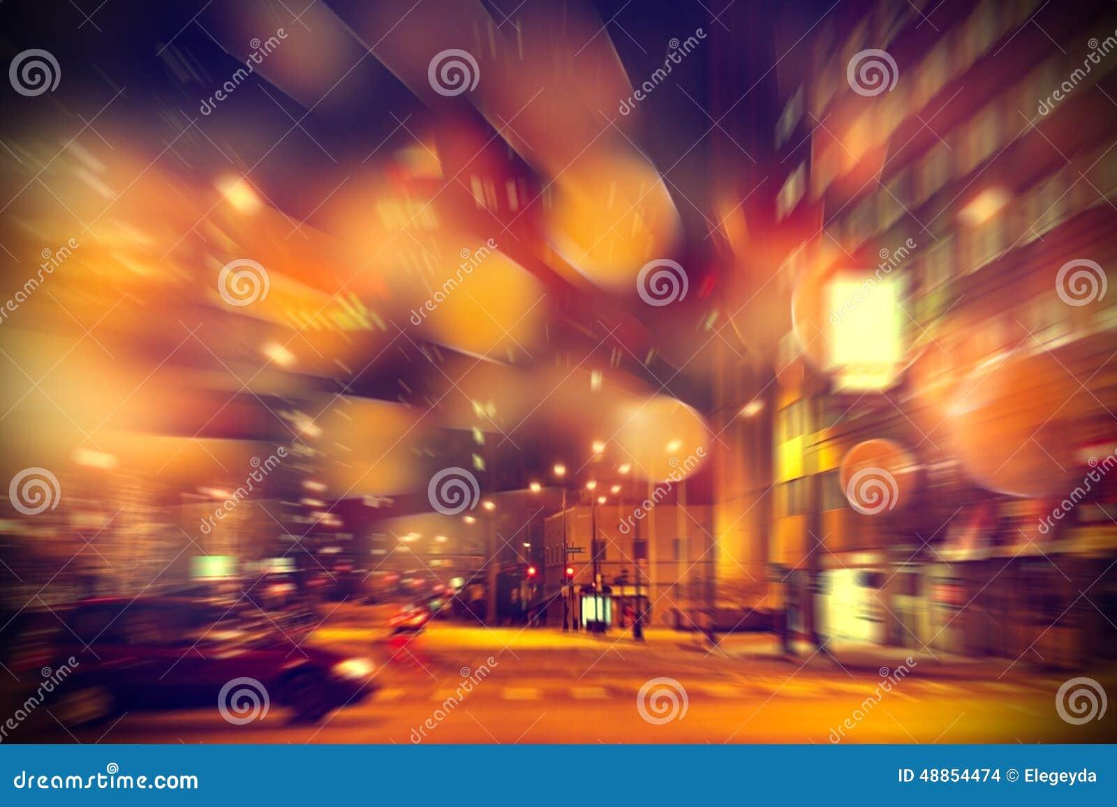 Vida urbana na cidade