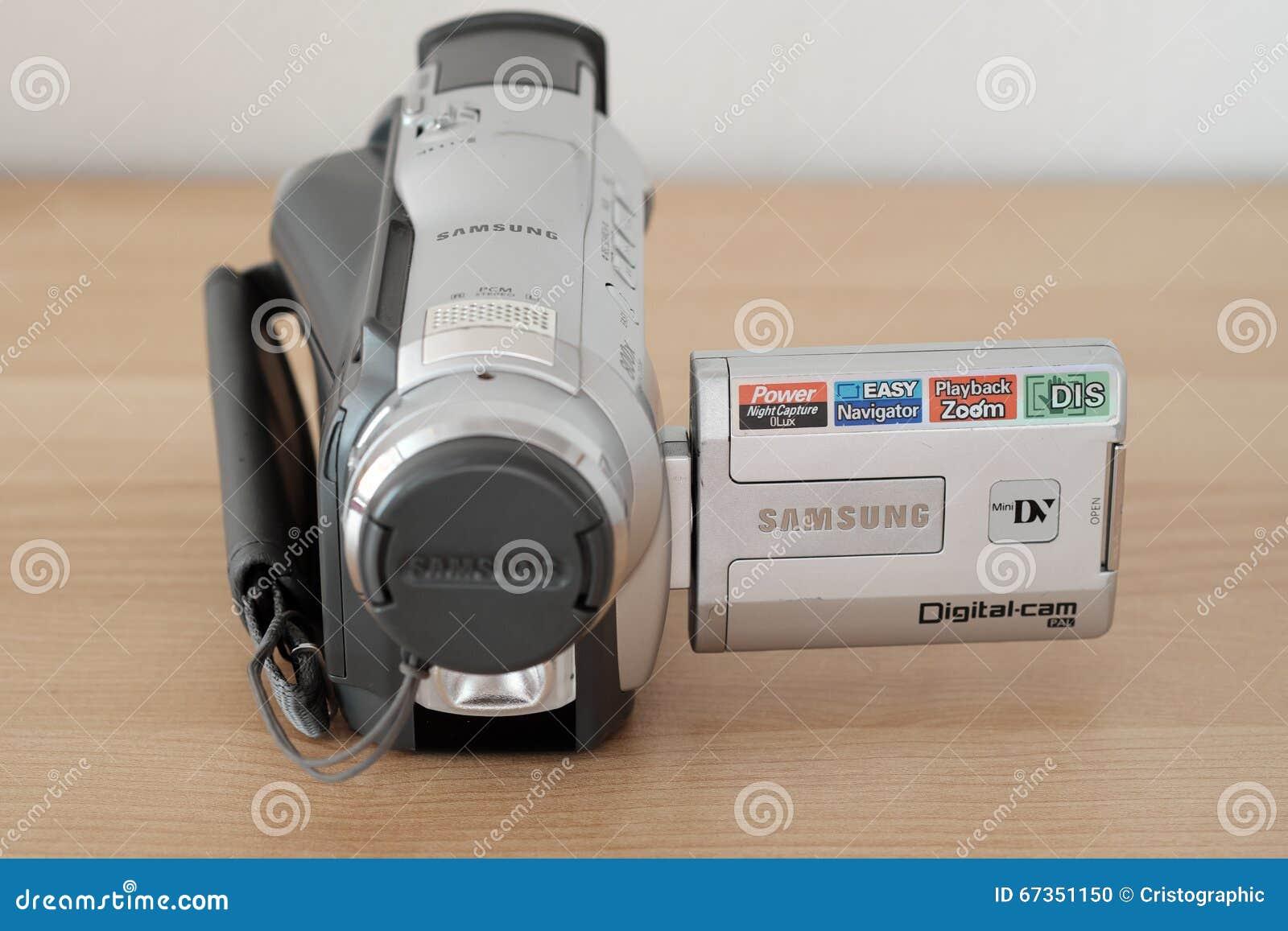 Amateur cam capture