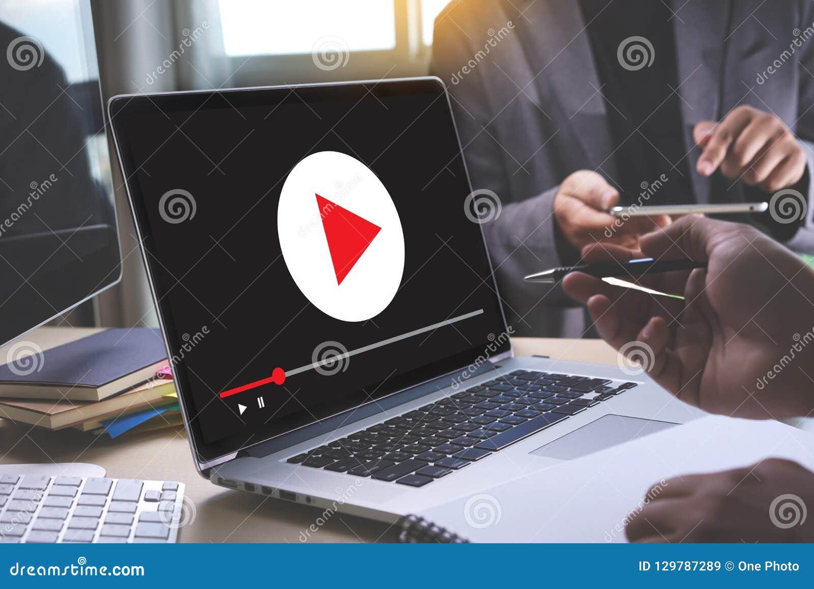 VIDEO die Audiovideo, markt Interactieve kanalen, Bu OP DE MARKT BRENGEN