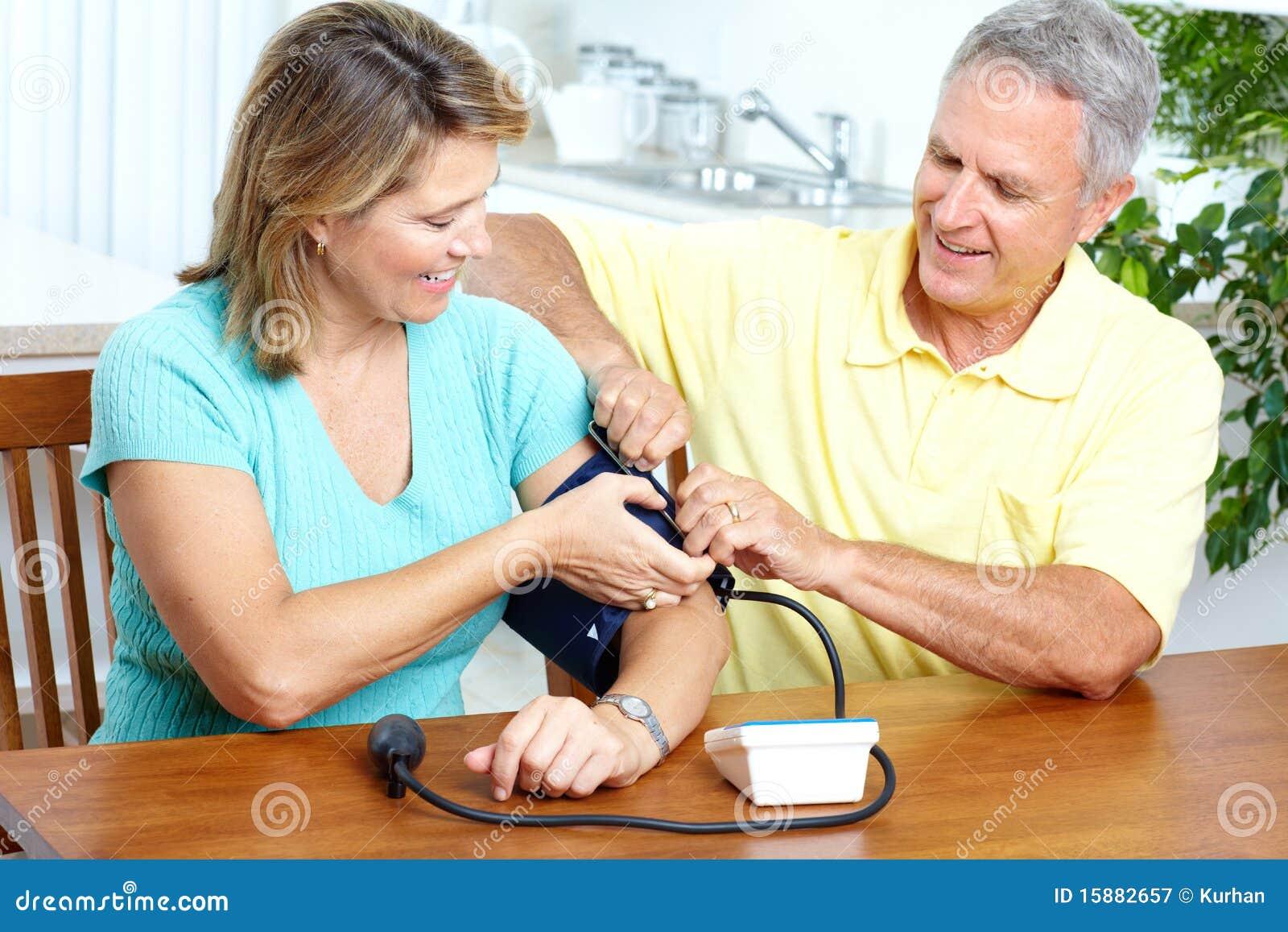 Video domestico della pressione sanguigna