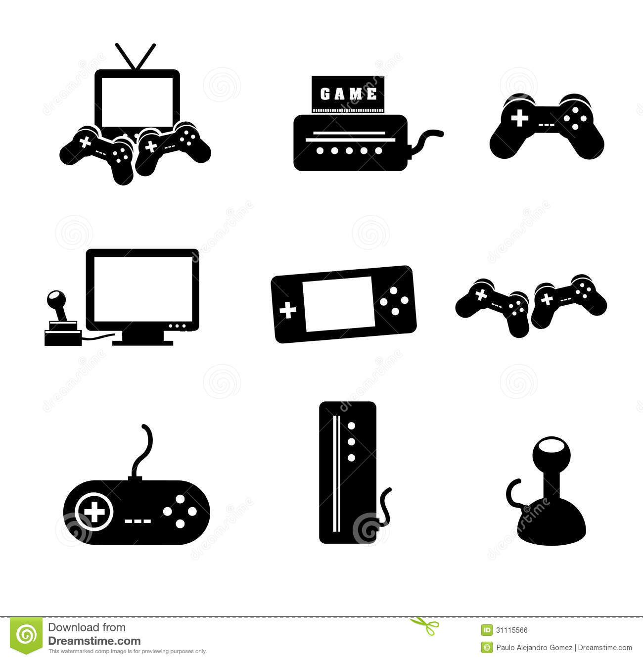 Clip Art Free Download Video Games – Clipart Free Download