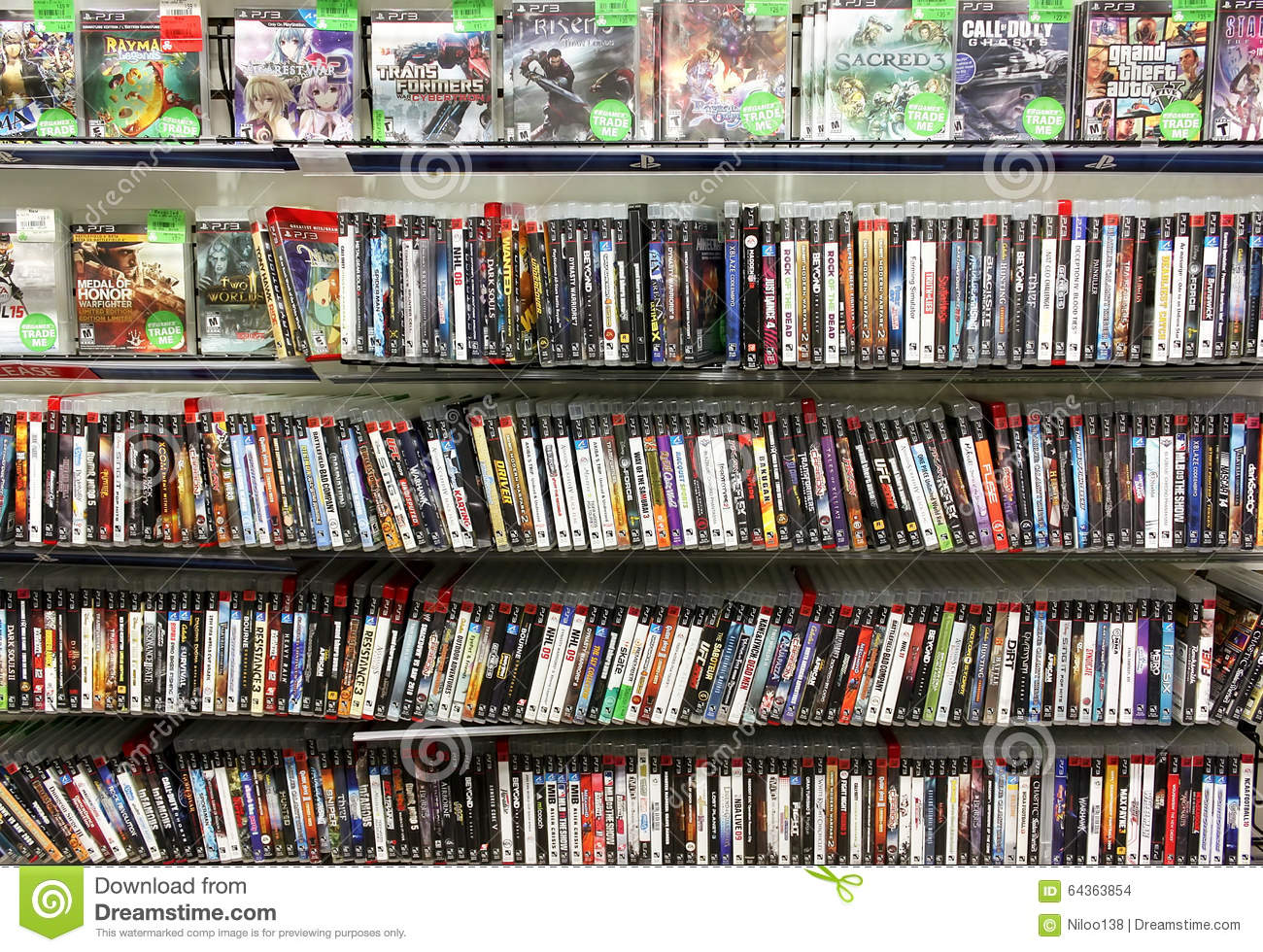 used video game store business plan
