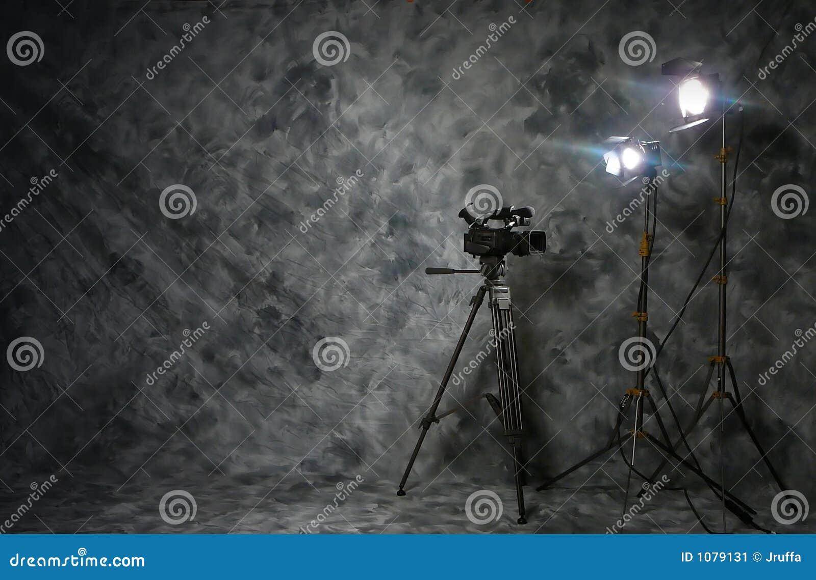 Video production setup