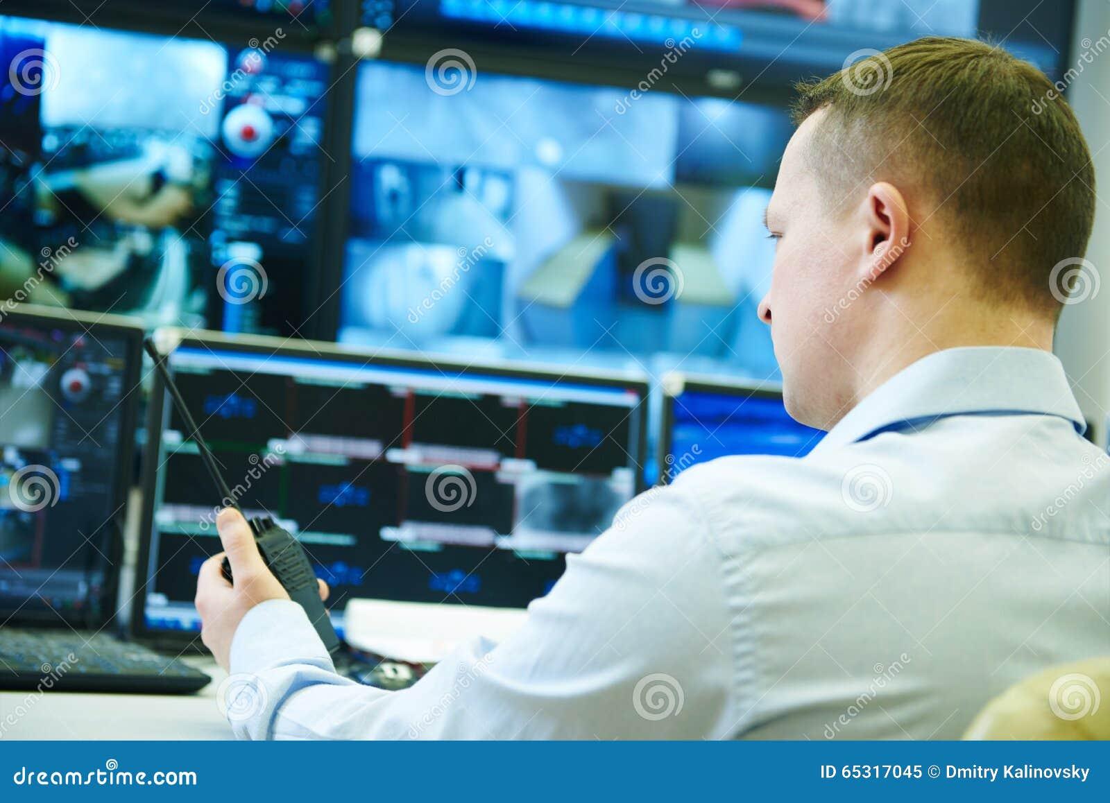 Video sistema di sicurezza di sorveglianza del monitoraggio