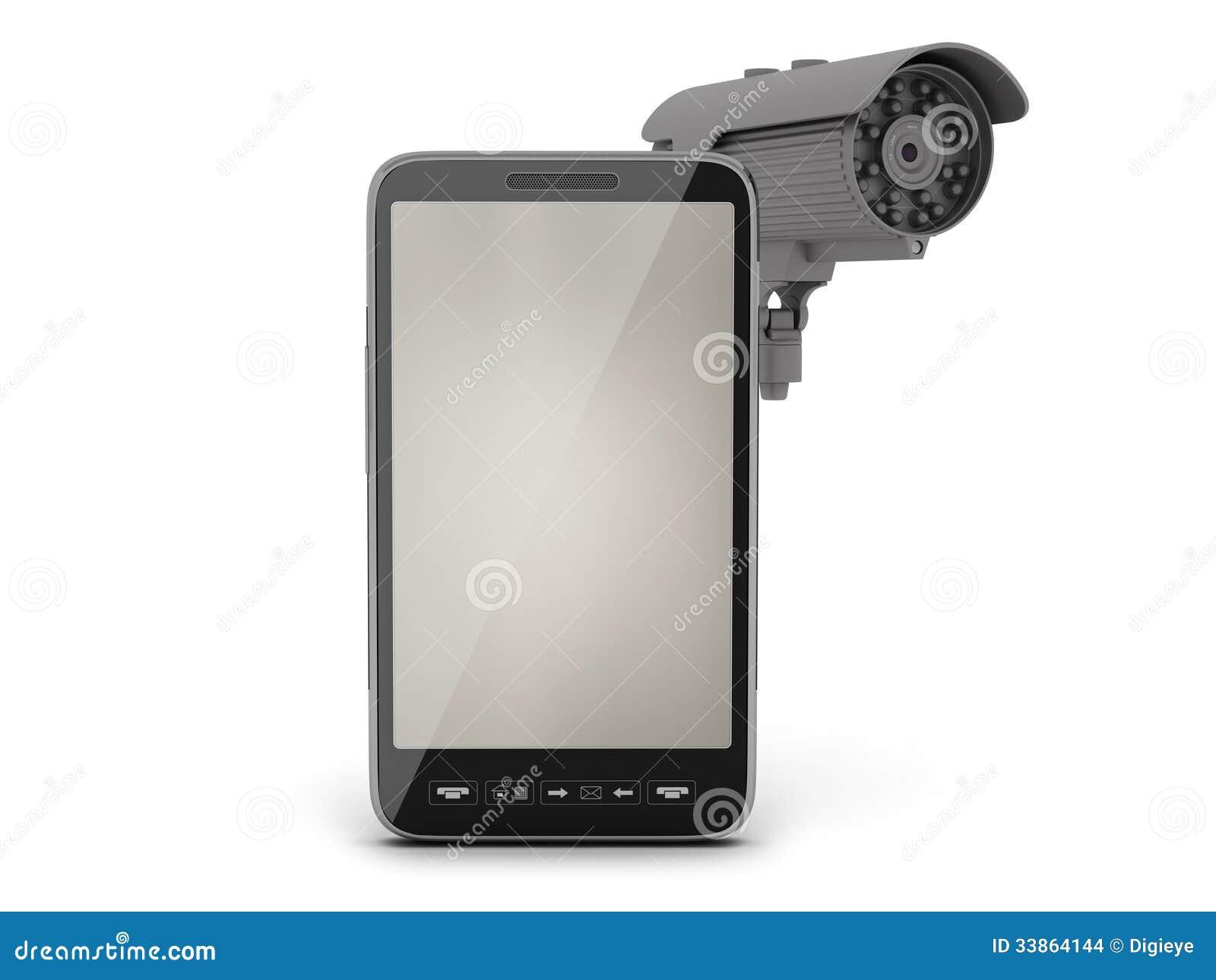 video surveillance phone