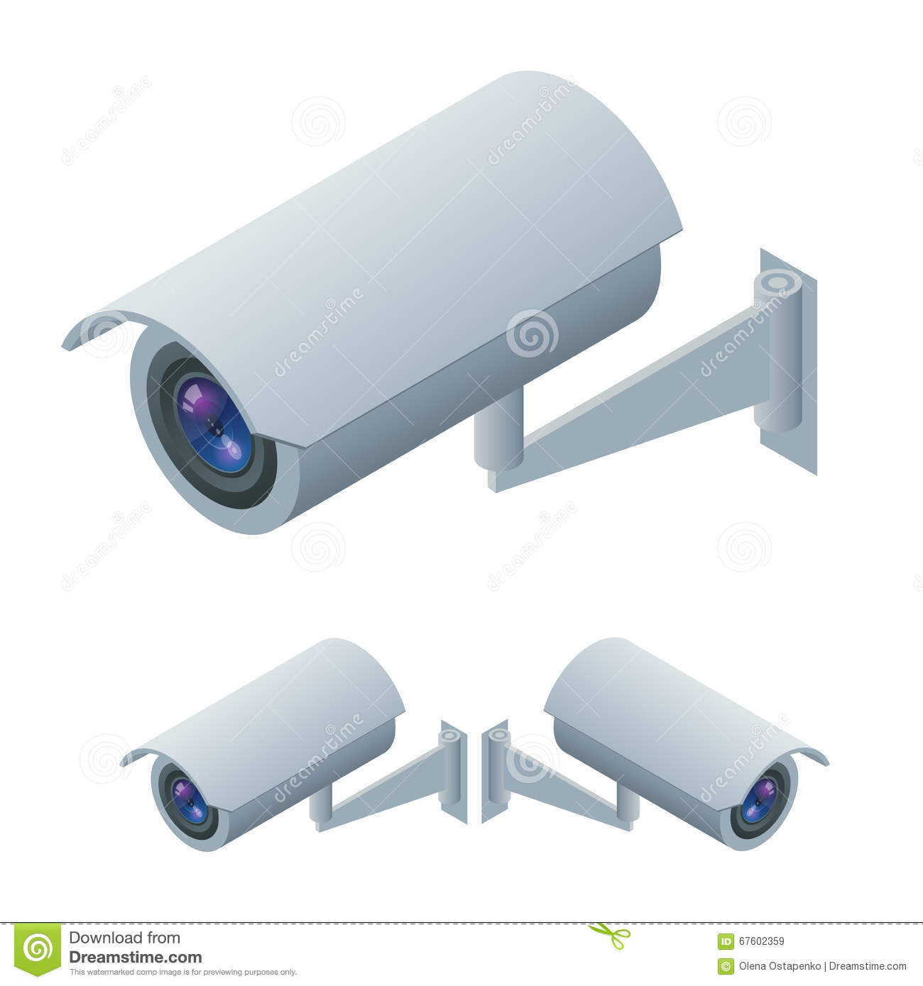 video surveillance camera icon. Black Bedroom Furniture Sets. Home Design Ideas