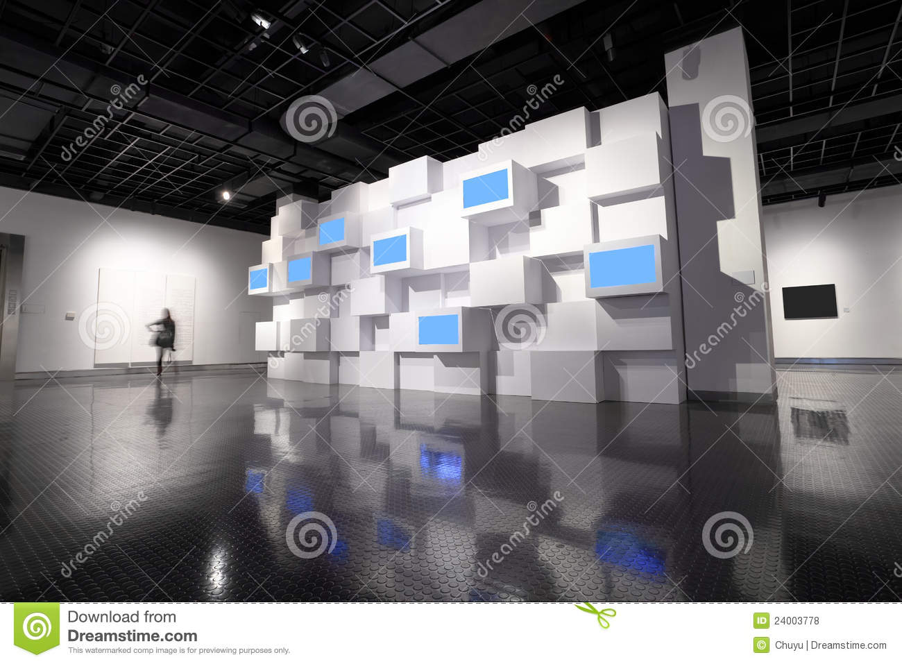 Available at: http://thumbs.dreamstime.com/z/video-wall-exhibition ...