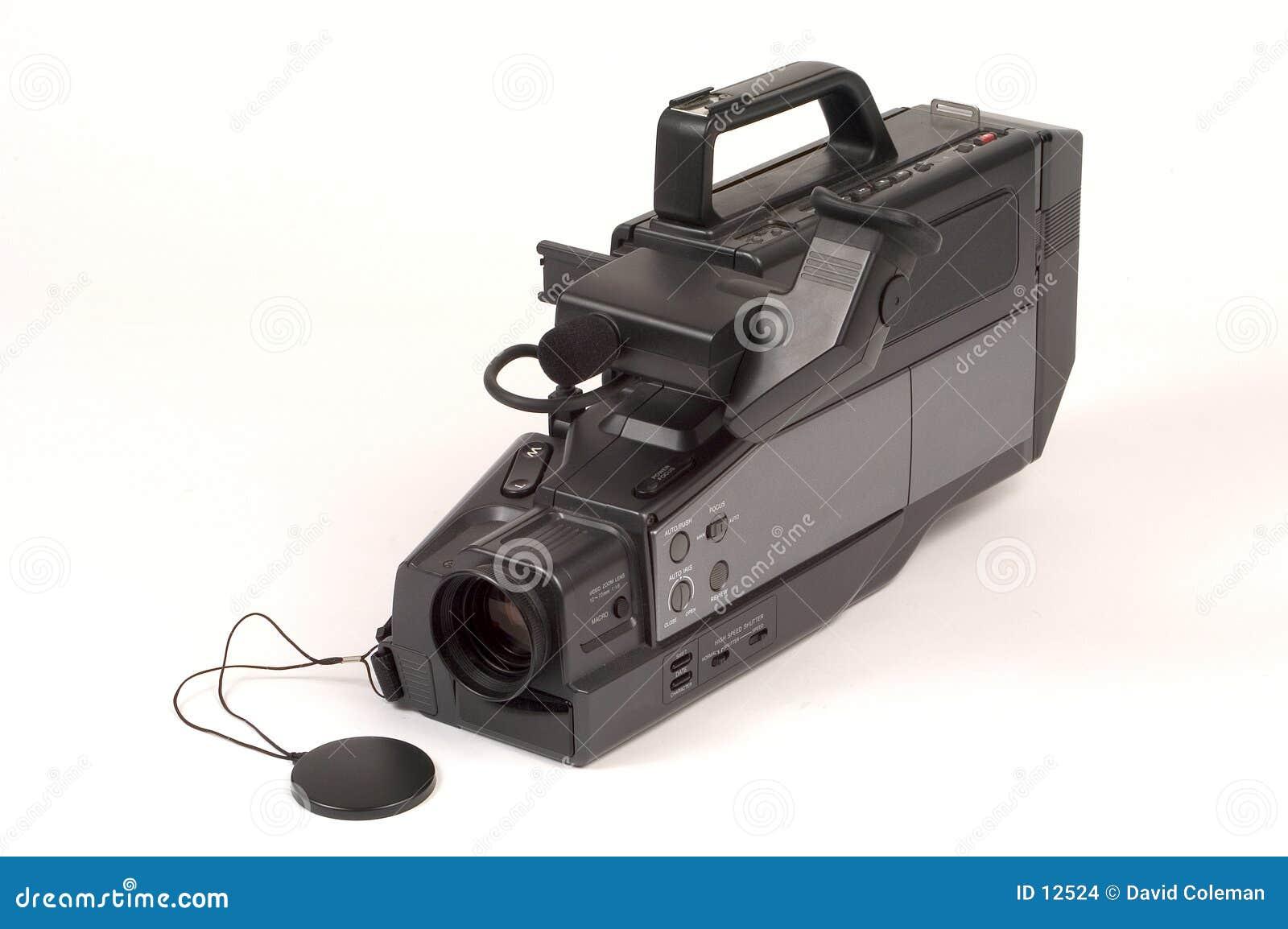 Videocámara del VHS