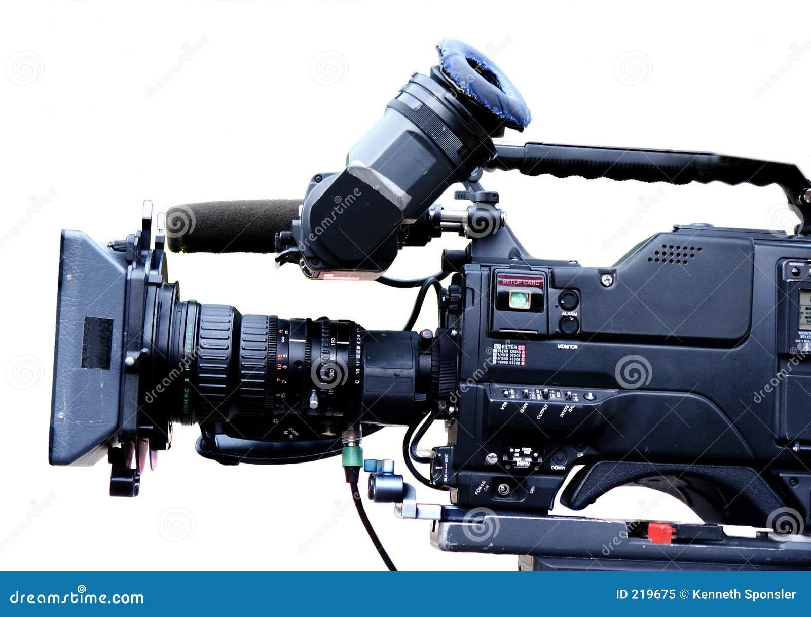 Videocam de la TV
