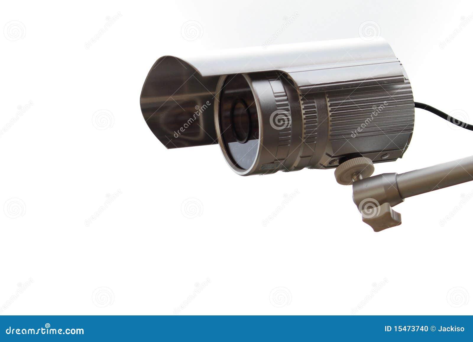 Videocamera Di Sicurezza Fotografia Stock - Immagine: 15473740