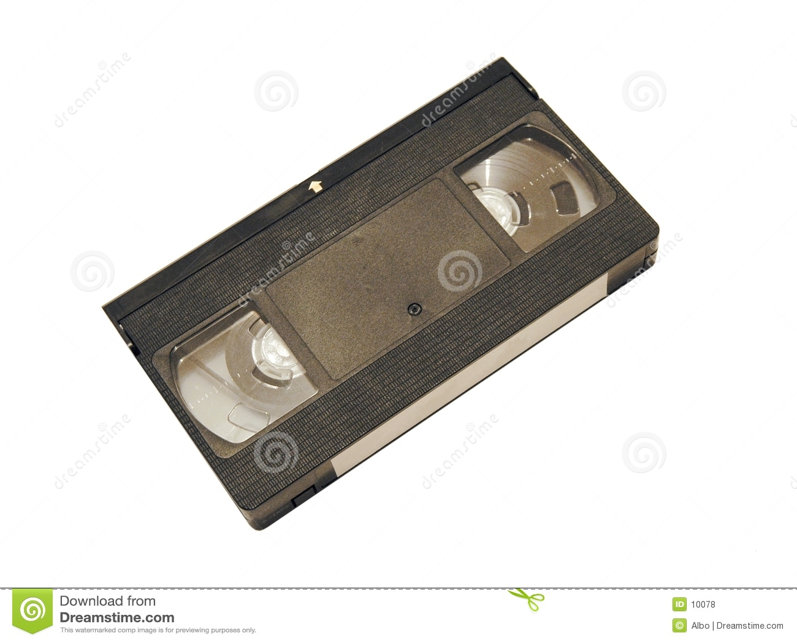 Videocassette 2 do VHS