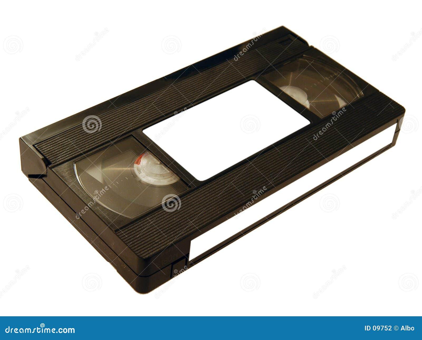 Videocassette do VHS