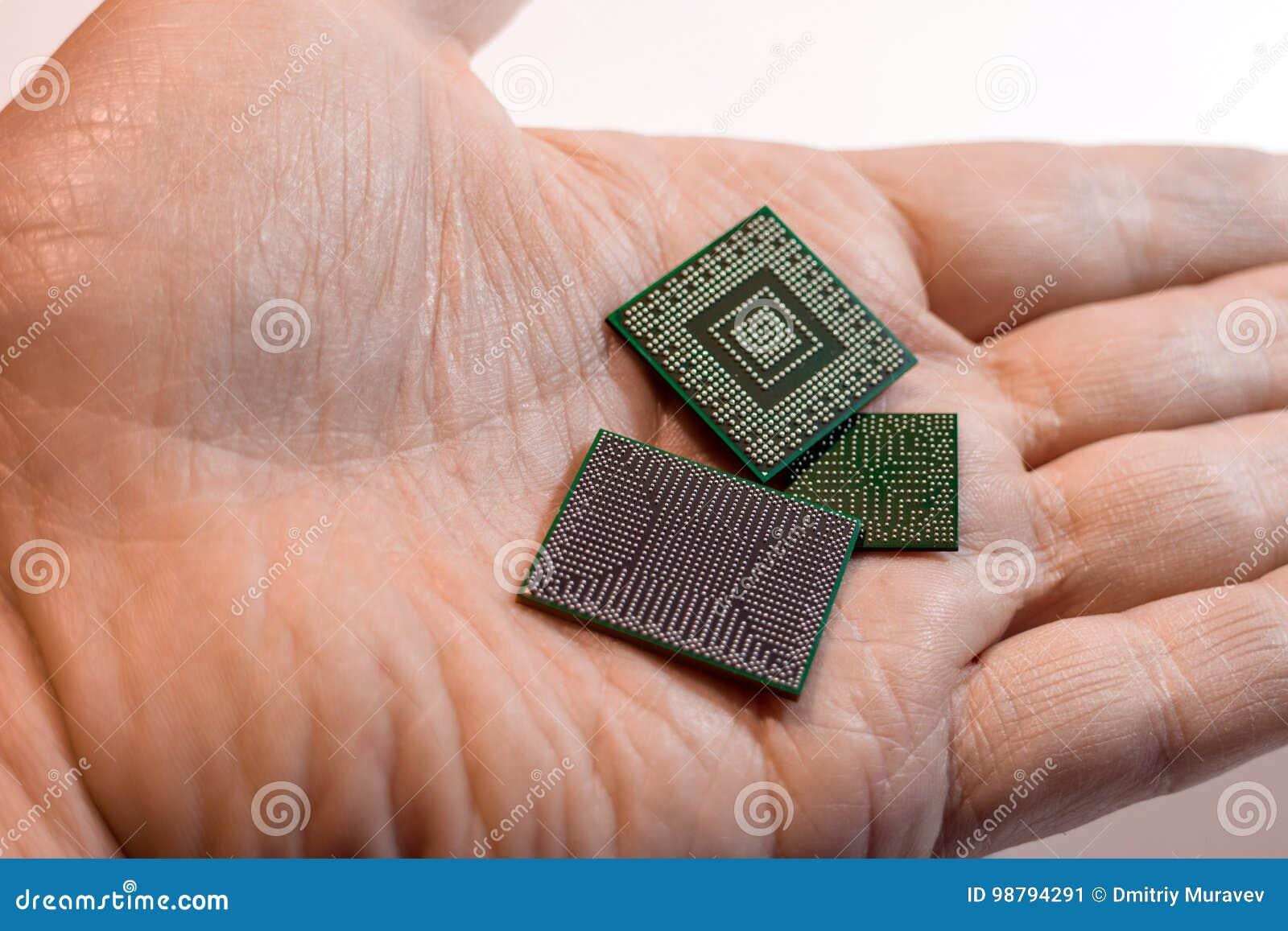 Videocontroller, northbridge i southbridge bga układy scaleni,