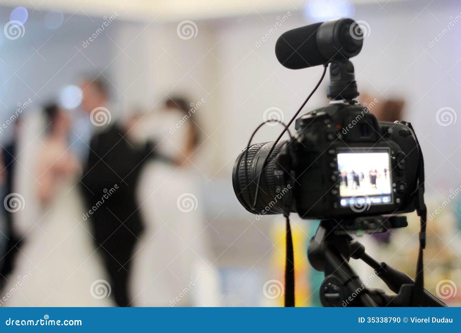 Videografia do casamento