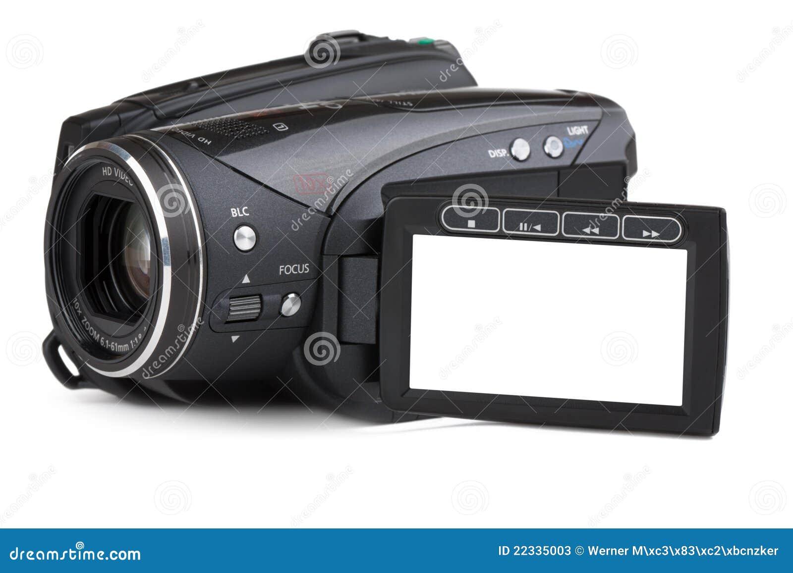 HD-videokamera skillet