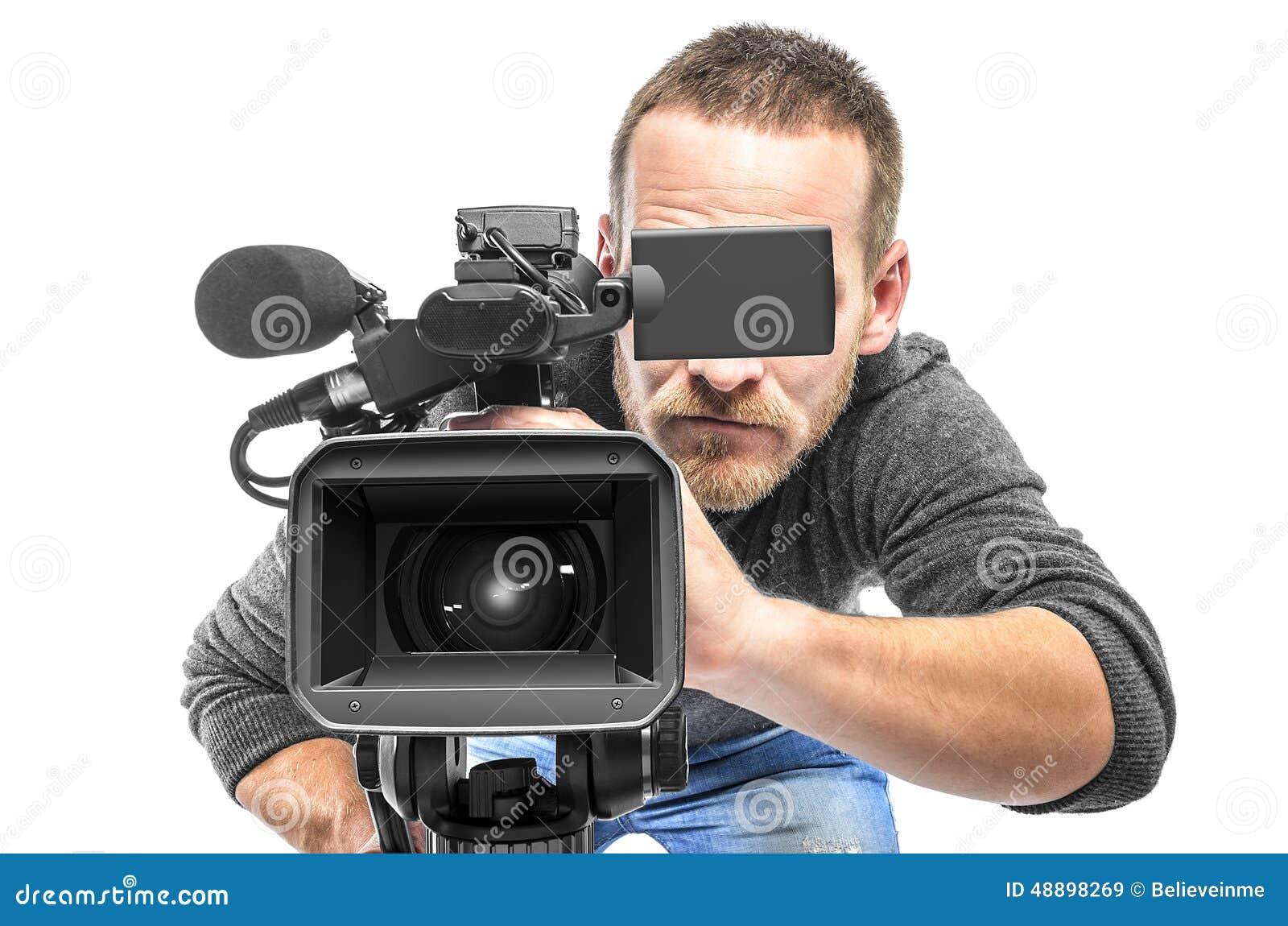 Videokameraoperatör
