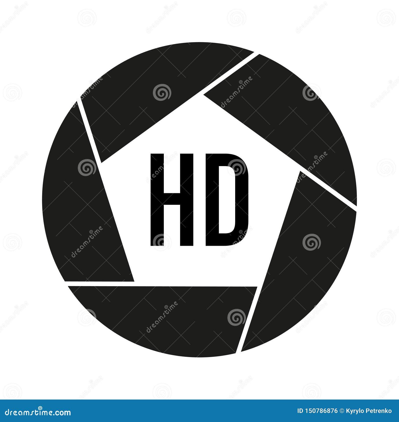 Videopp format för foto i svartvitt
