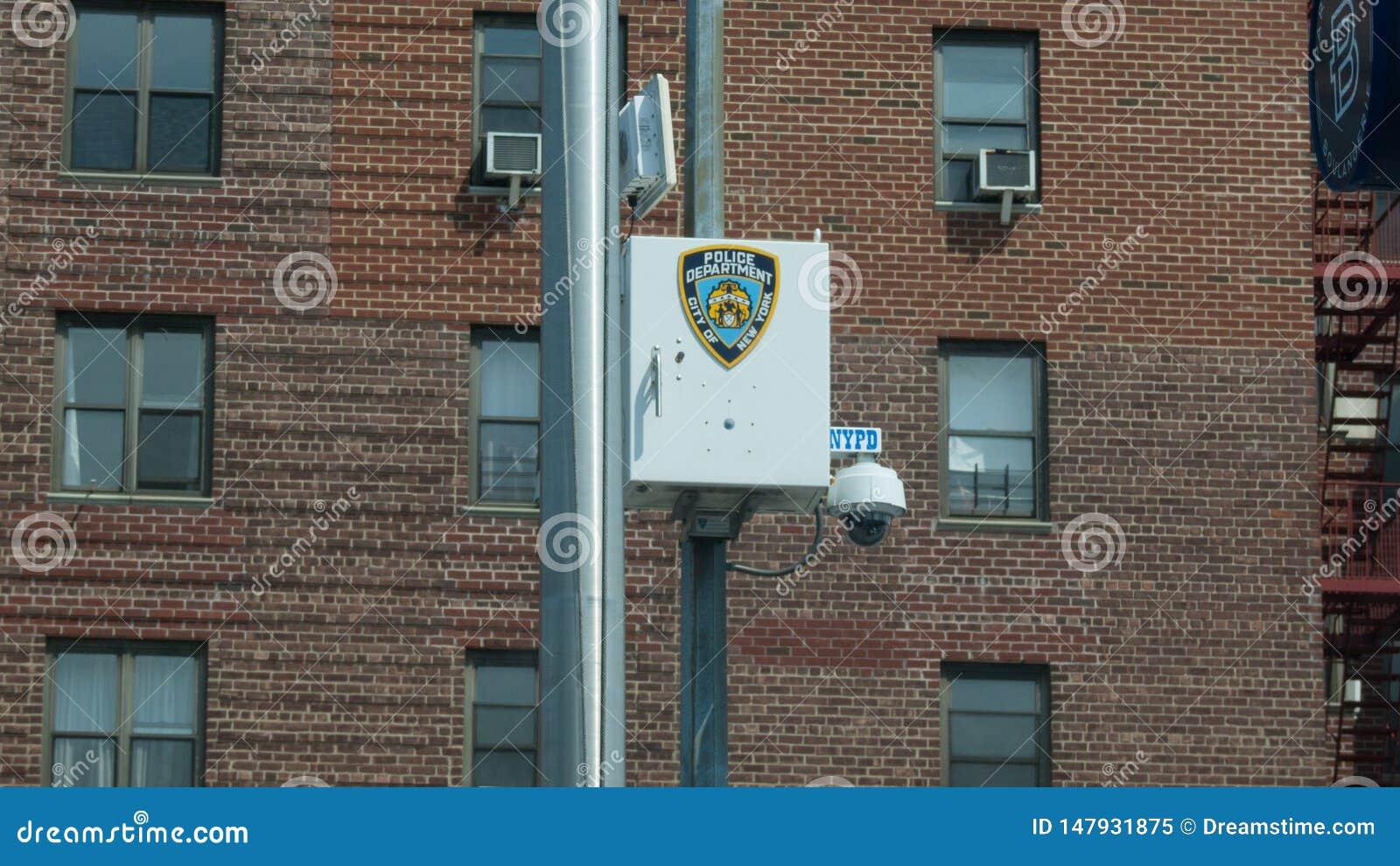 Videosorveglianza di NYPD in Flessinga