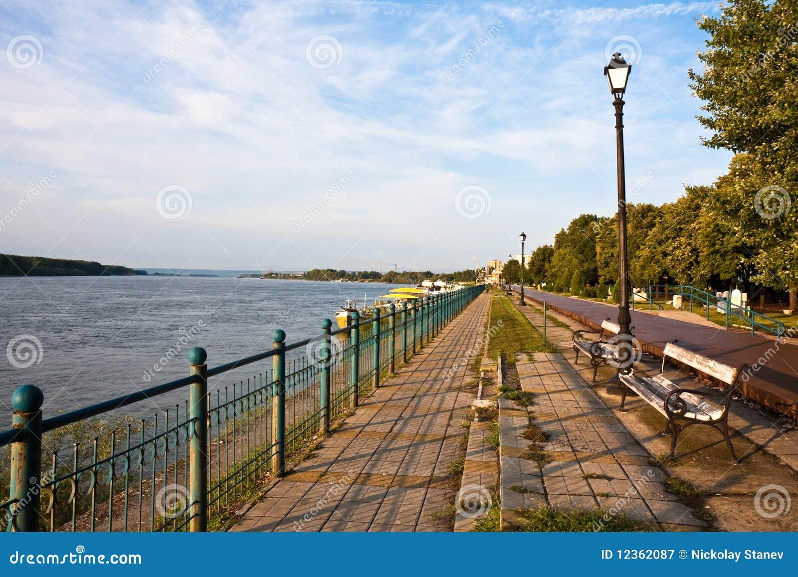 Vidin Riverwalk