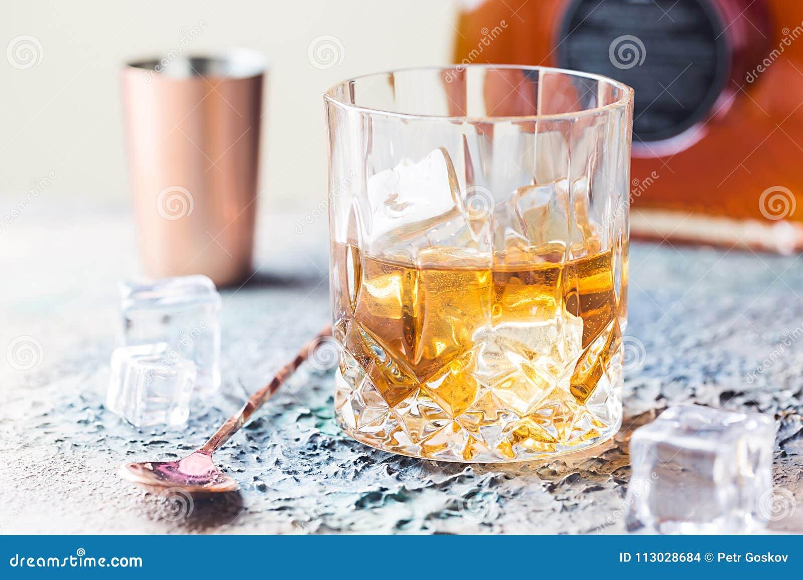 Vidrio de whisky escocés
