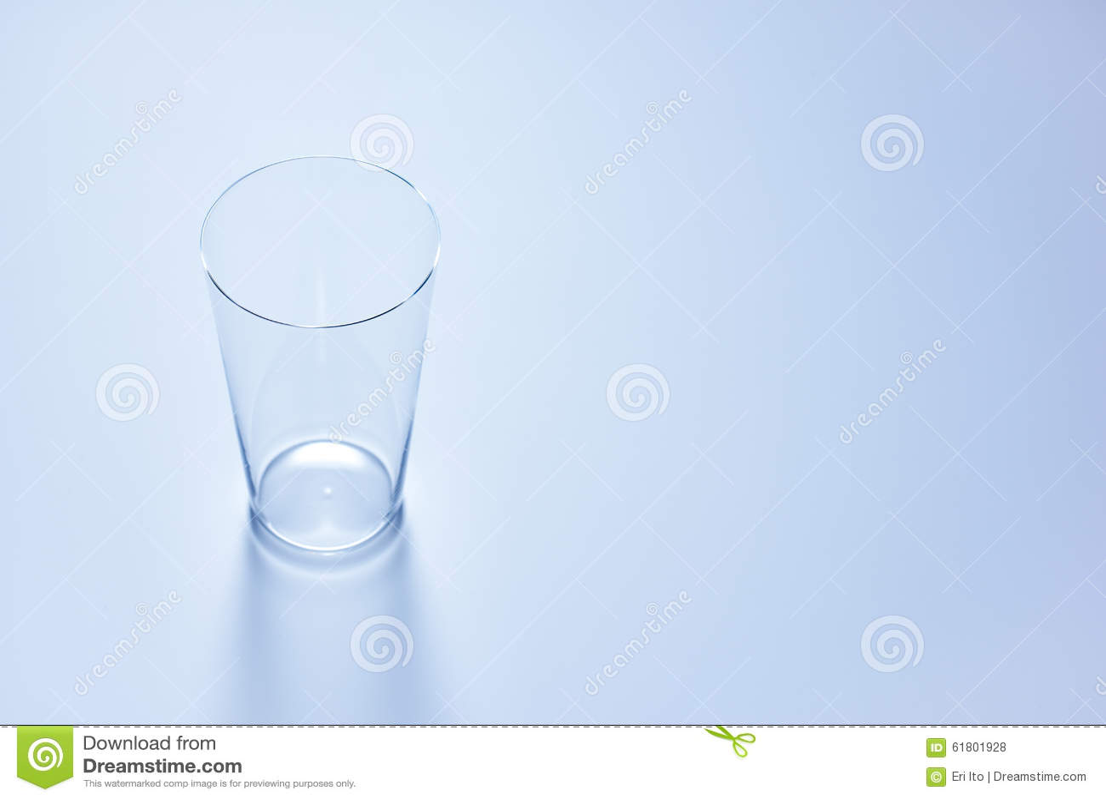 Vidrio vacío