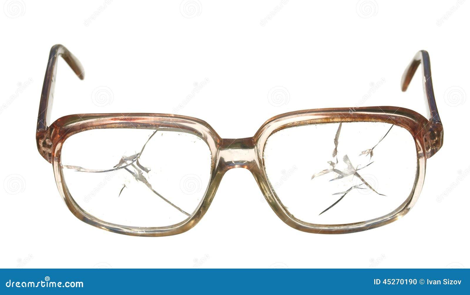 Eye Glasses Cartoon