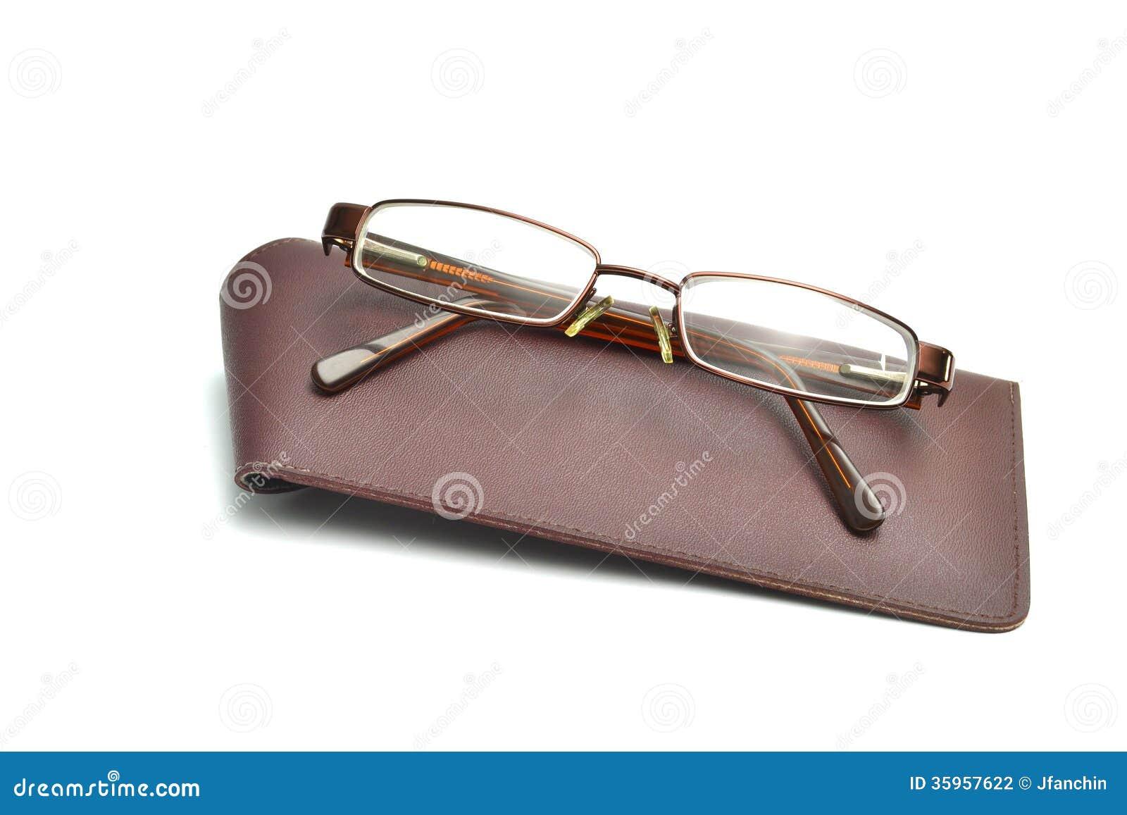 Vidrios y caso