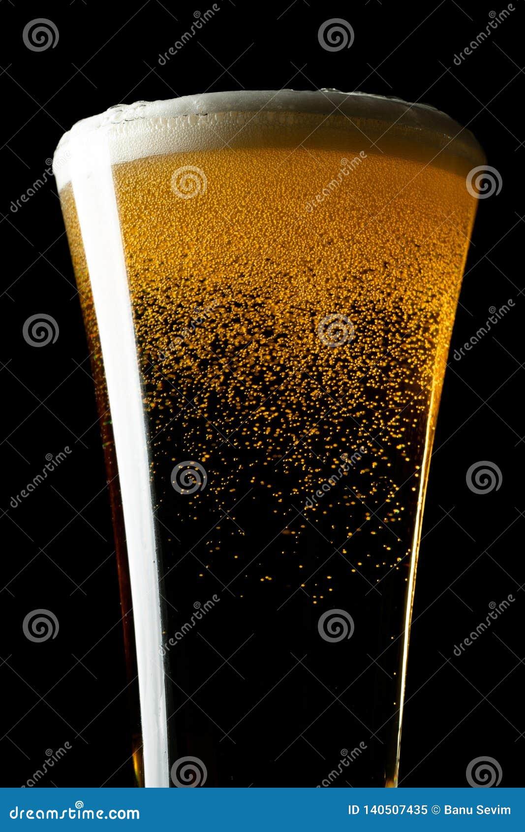 Vidro da cerveja