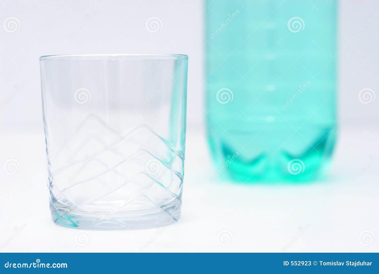 Vidro e frasco